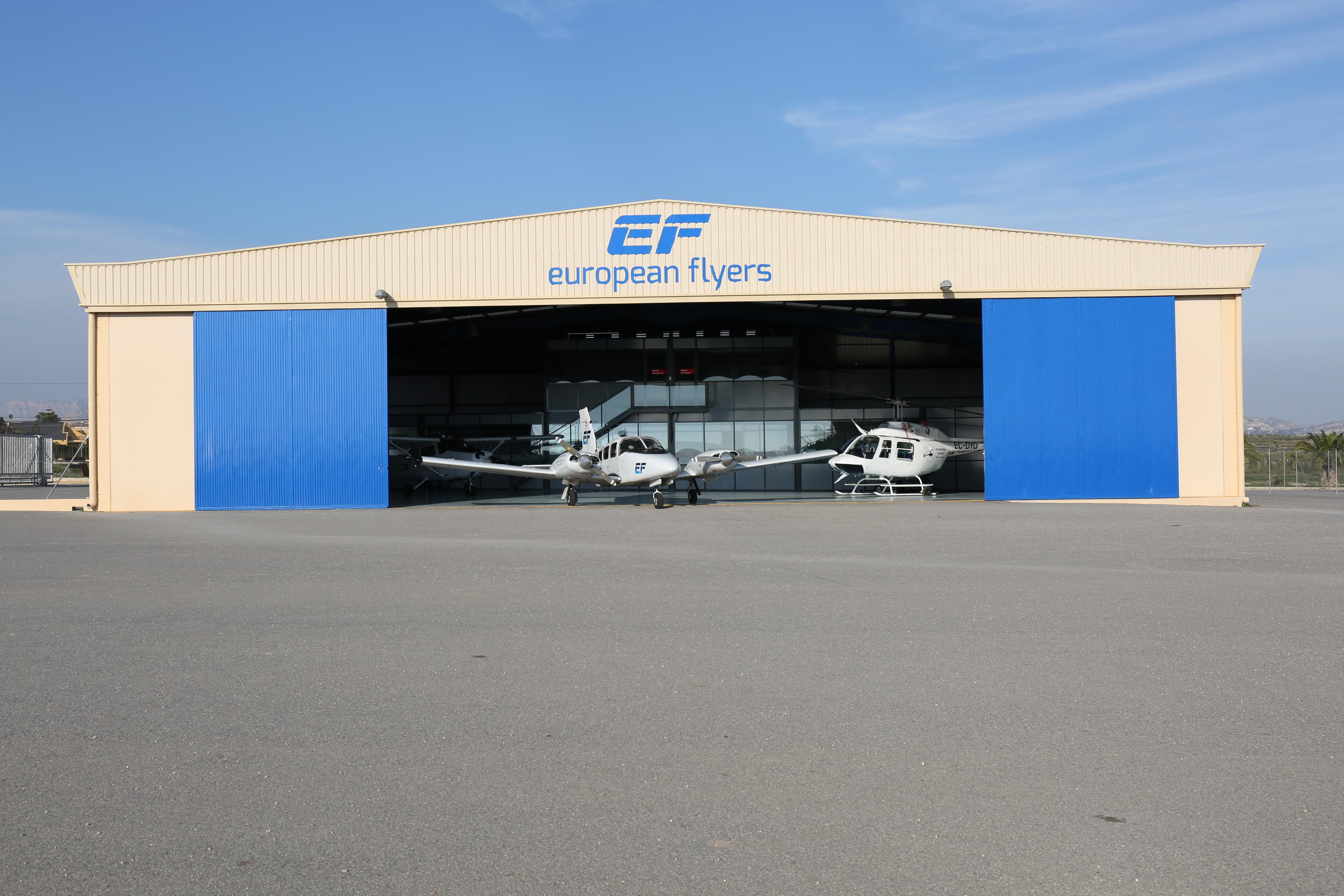 Jornada de puertas abiertas de European Flyers