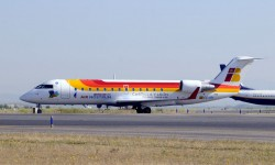 CRJ200 de Air Nostrum