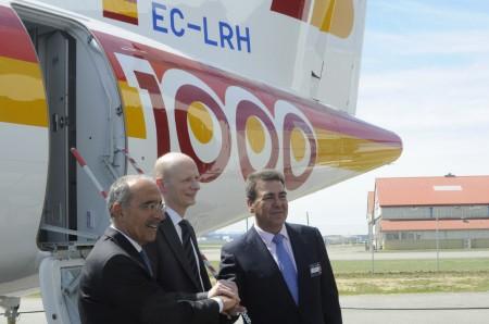 Entrega del ATR número 1EC-L000
