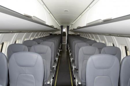 Cabina del nuevo ATR de Air Nostrum