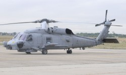 La Décima Escuadrilla de la Armada dispone de una docena de Skorsky SH-60B