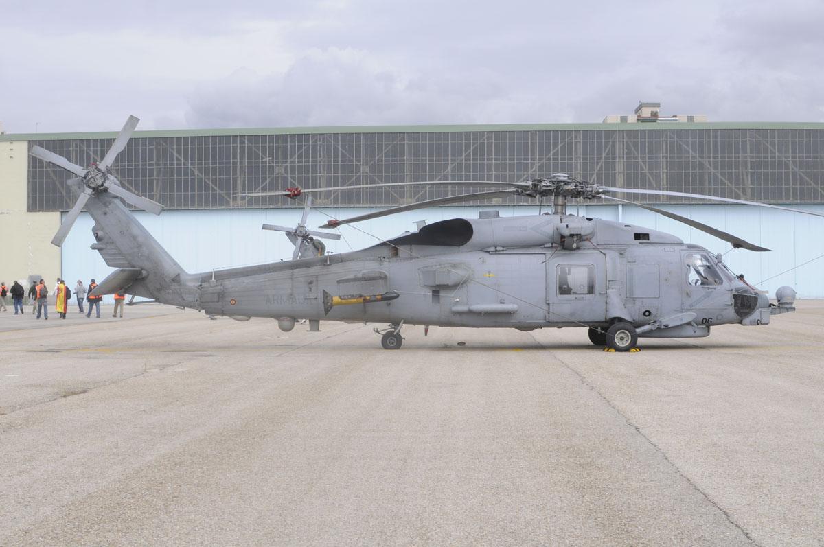 Sikorskyy SH-60B Sea Hawk