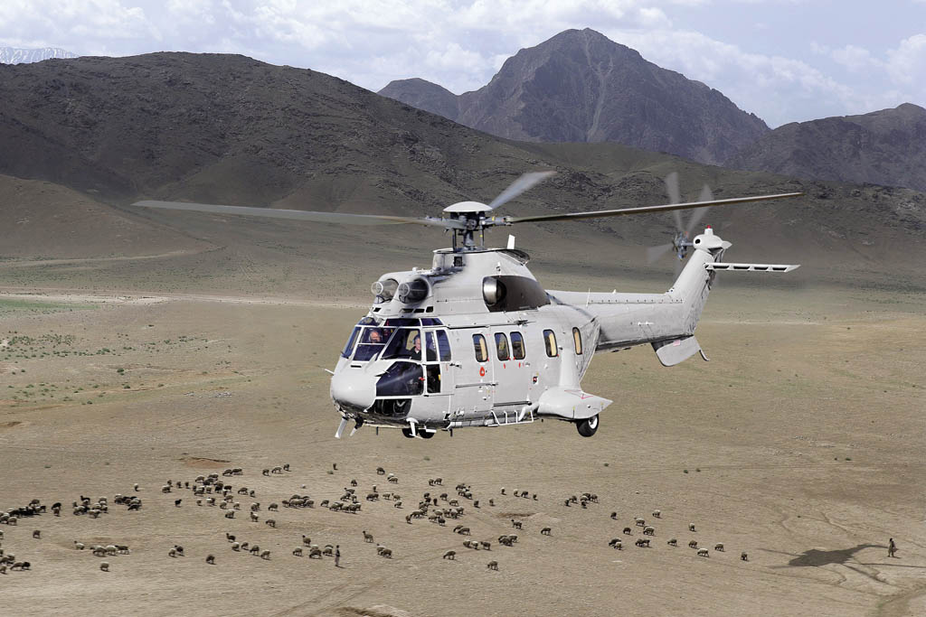 Airbus Helicopters AS332C1e