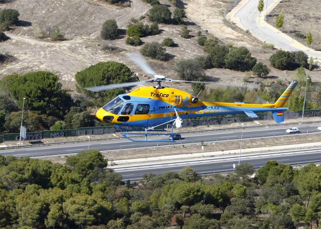 Interior firma el contrato con Airbus Helicopters España para el suministro de siete nuevos helicópteros