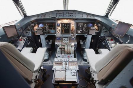 Cockpit del ATR 72-600