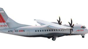 El ATR 42-600S podrá operar desde pistas de hasta 800 metros.q