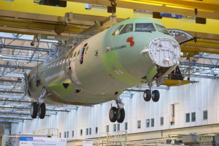 ATR  102 pedidos, incluidos para el nuevo ATR-42-600S.