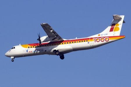 Air Nostrum es el único operador español del ATR 72-600