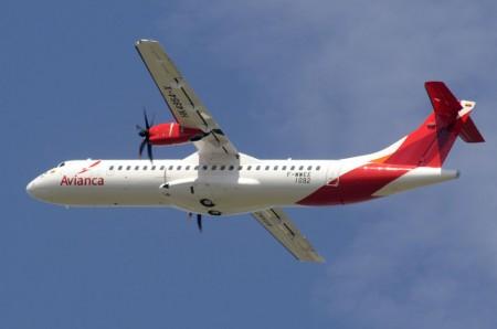 ATR 72-600 de Avianca