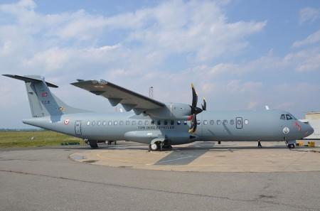 ATR 72-600 de la Marina de Turquía