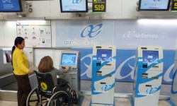 Servicio de Asistencia a Personas con Movilidad Reducida de Aena