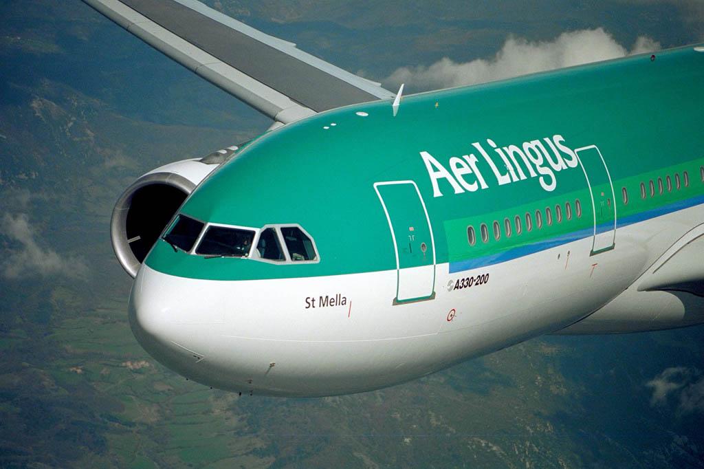 IAG lanza la oferta de compra de Aer Lingus por 1.400 millones de euros.