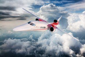 El Aerion AS-2 estará equipado con motores General Electric Affinity. diseñado para poder funcionar en crucero tanto a velocidades subsónicas como supersónicas.