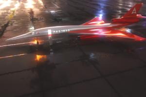 El Aerion AS2 en su más nueva configuración.
