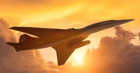 Cuando todo parecía que el SB-2 sería el primer avión civil supersónico tras el Concorde, el dinero no ha llegado.