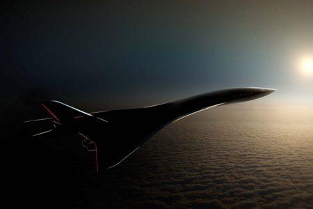Imagen del AS-3 del que Aerion habia anunciado más detalles a lo largo de 2021.