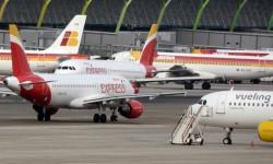 Vueling es la aerolínea mejor valorada por sus piltos e Iberia, un año más, la peor.