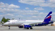 Aeroflot es el mayor usuario del SSJ100 y quiere multiplicar por tres su flota del modelo hasta 2026.