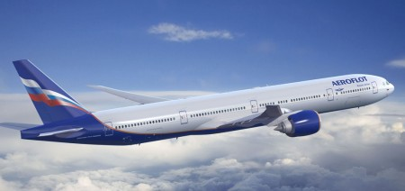 Boeing 777 de Aeroflot