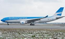 Aerolineas Argentinas volará con sus nuevos Airbus A330-200 entre Buenos Aires y Roma
