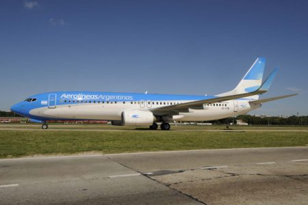Boeing 737-800 de Aerolíneas Argentinas,