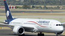 Los Boeing 787 de Aeroméxico volarán también a Madrid desde Guadalajara y Monterrey.