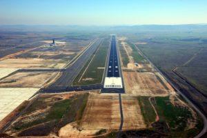 En septiembre de 2018 la empresa Ciudad Real International Airport (CRIA) completó los trámites de compra del aeropuerto.