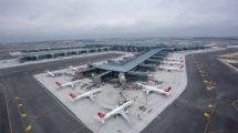 Aeropuerto de Estambul.Aeropuerto de Estambul.