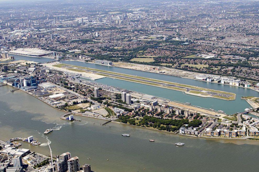 Aeropuerto London City,