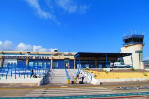 Aeropuerto de Melilla.