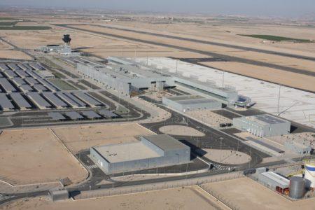 Aena se encargará de la gestión del nuevo aeropuerto de Murcia después de ser la única empresa que se presentó al concurso público de dicha comunidad autónoma.