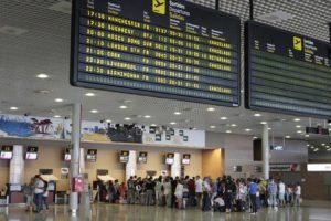 El aeropuerto de Reus, altamente estacional, ha perdido en septiembre un 90 por ciento de los pasajeros respecto a hace un año.