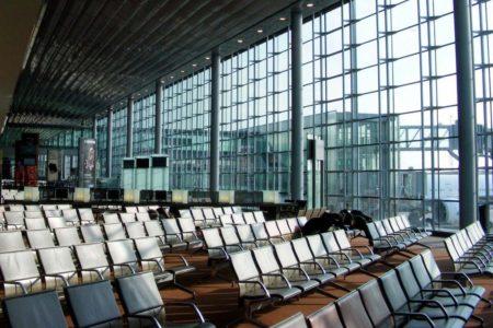 La caída del número de pasajeros  ha llegado al 80 por ciento a nivel mundial-.