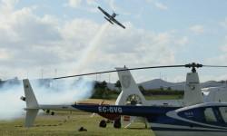 Los próximos 24 y 25 de mayo se celebra una nueva edición de Aerospot en Igualada