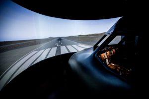 Simulador Entrol A32 de Aerotec.