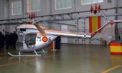 Aerotecnia AC12 uno de los diseños de Jean Cantinieau en España, probado por el 406 Escuadrón, antecesor del CLAEX, y hoy parte de los fondos del Museo del Aeronáutica y Astronáutica.