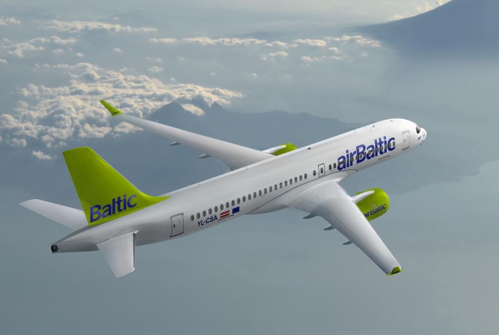 Barcelona y Palma de Mallorca son actualmente los únicos destinos de Air Baltiic en España.