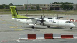 Bombardier ha entregado ya cerca de 600 Q400, el único miembro de la familia DHC-8 que continúa en producción.