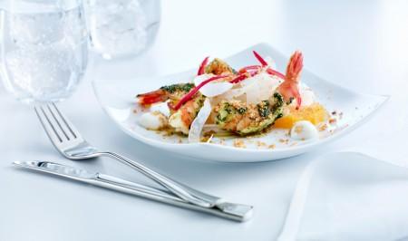 En los proximos meses Air Canadá incorporará nuevos platos y vinos a su servicio a bordo.