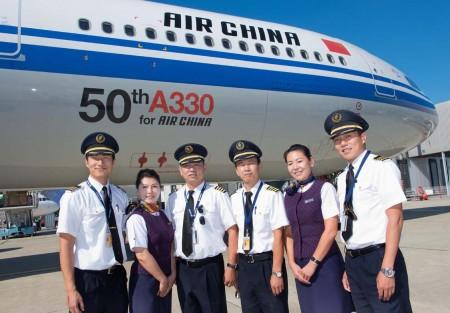 13.565 de los 33.070  nuevos aviones que Airbus estima se entregarán en los próximos 20 años serán para aerolíneas de Asia Pacifico.