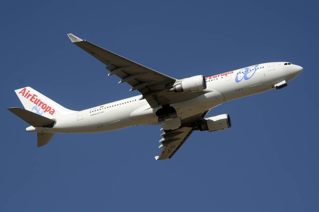 Los Airbus A330 serán los encargados de cubrir la nueva ruta de Air Europa entre Madrid y Asunción.
