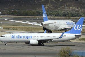 Air Europa amplia su lista de destinos en código compartido.