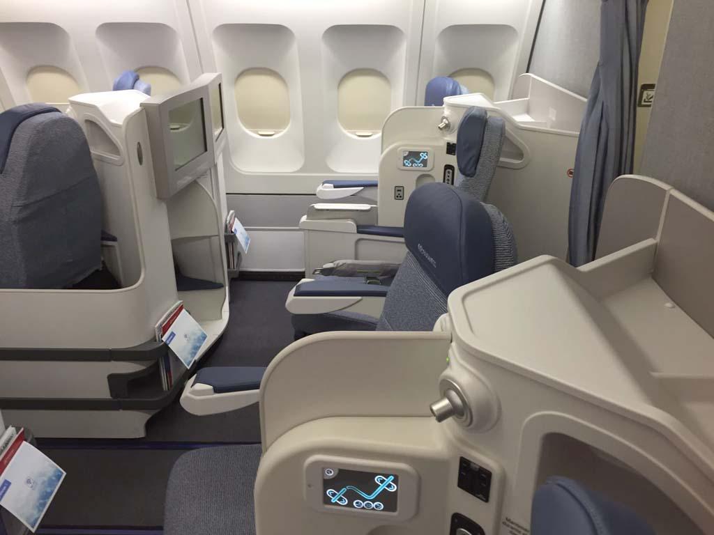 Gig mad 5 frequencias semanais air europa page 2 for Interior 787 air europa