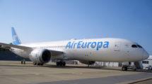 Air Europa es, junto a Iberia Express, Privilege, Volotea, Vueling y Wamos, cliente de AerCap.
