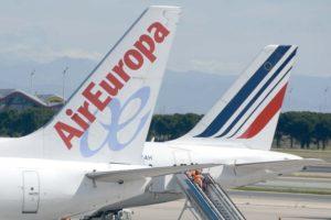 Air Europa y Air France KLM colaboran desde hace 15 años en rutas europeas. Ahora lo harán también hacia Hispanoamérica.