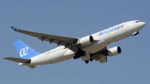 Al mismo tiempo que se ha aprobado el rescate de Air Europa, la aerolinea está dando de aja sus últimos A330.q