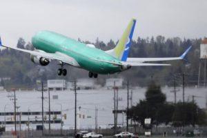 El primero de los Boeing 737 MAX de Air Europa hizo su primer vuelo el 10 de abril.