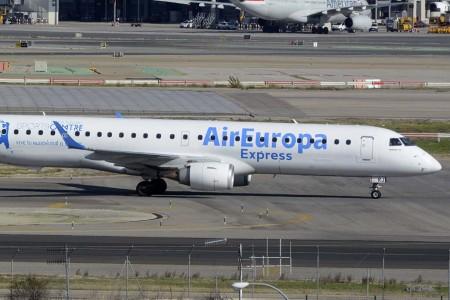 Air Europa ha ampliado su acuerdo con SR TEchnics para incluir también los aviones de Air Europa Express.