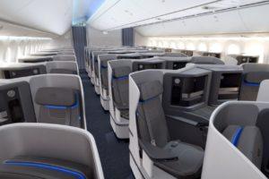 Asi será la nueva clase business de largo radio de Air Europa