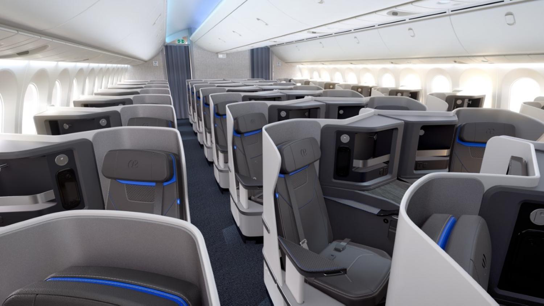 Air europa cambia la business de sus boeing 787 fly news - Oficinas air europa madrid ...